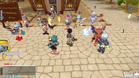 Seal Online: Blades of Destiny ekran görüntüsü