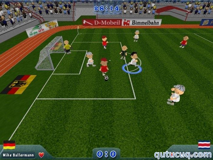 Slam Soccer 2006 ekran görüntüsü