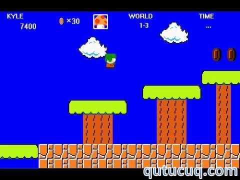 South Park Super Mario Bros ekran görüntüsü