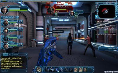Star Trek Online ekran görüntüsü