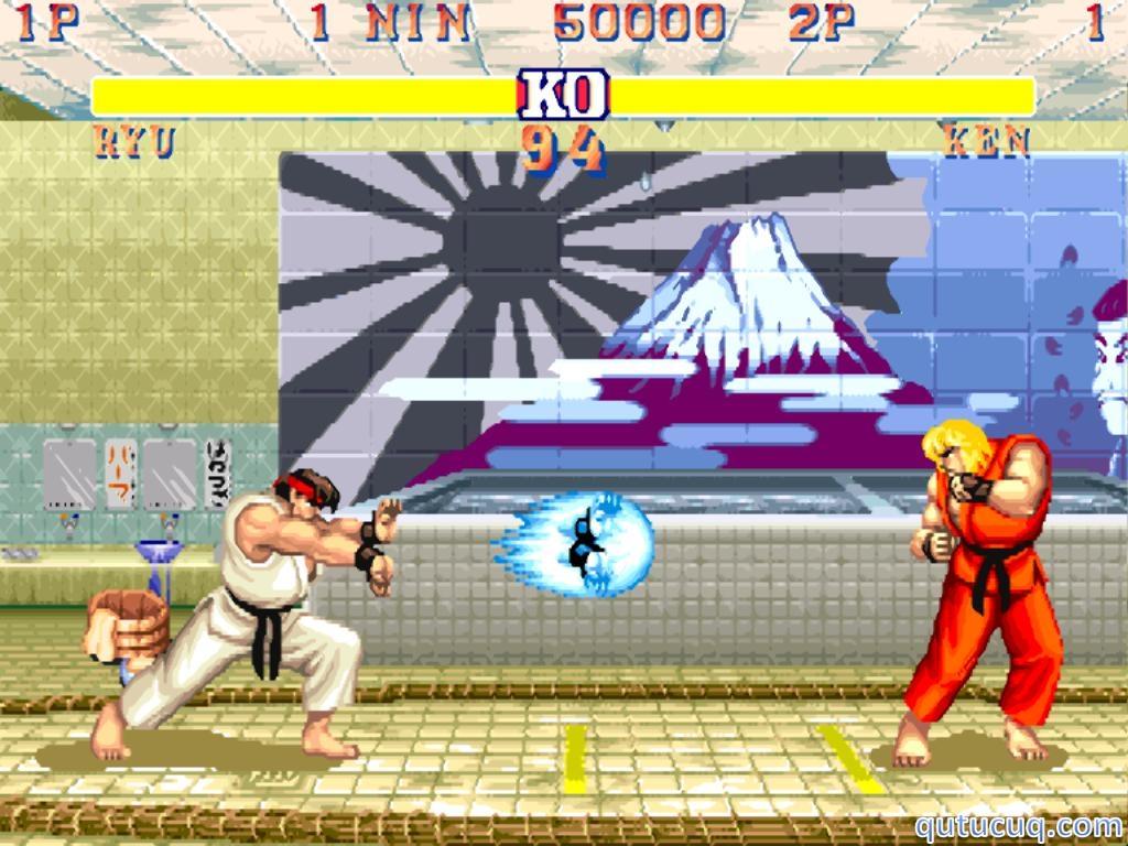 Street Fighter II – Champion Edition ekran görüntüsü