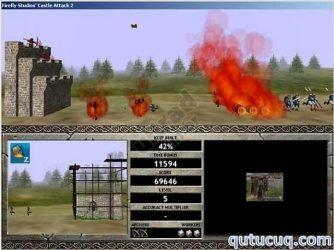 Stronghold 2: Castle Attack 2 ekran görüntüsü