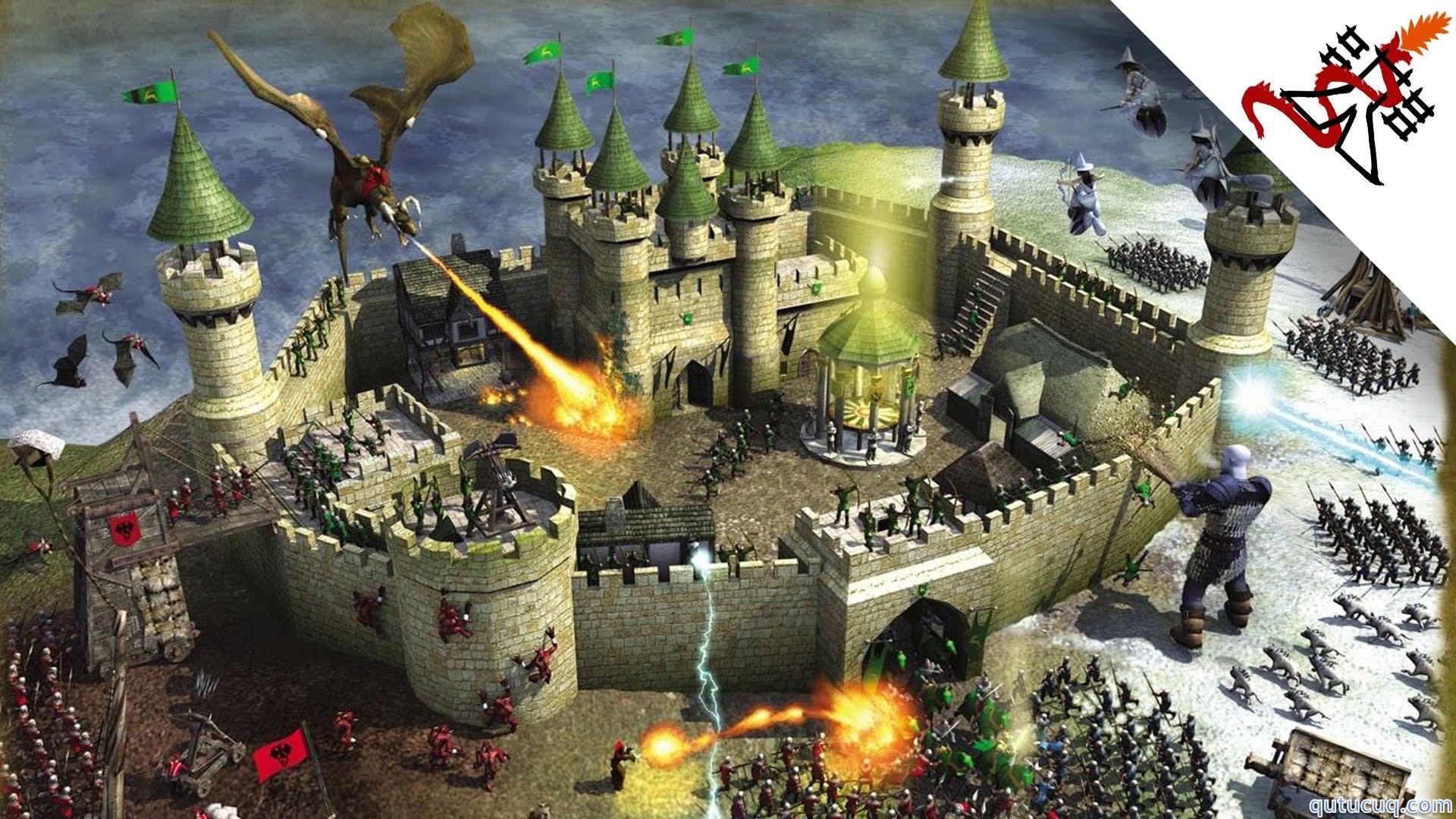 Stronghold Legends ekran görüntüsü