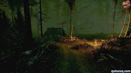 The Cursed Forest ekran görüntüsü