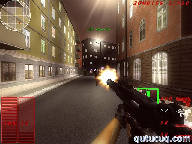 Zombie Apocalypse Shooter ekran görüntüsü