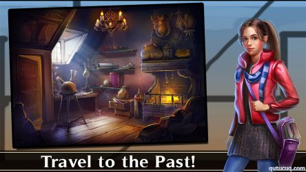 Adventure Escape: Time Library ekran görüntüsü