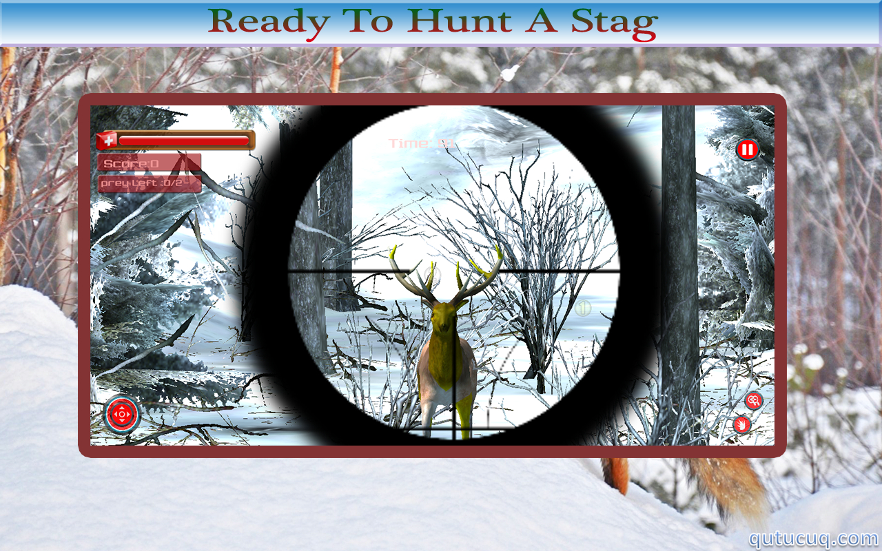 Animals Hunting 2015 ekran görüntüsü