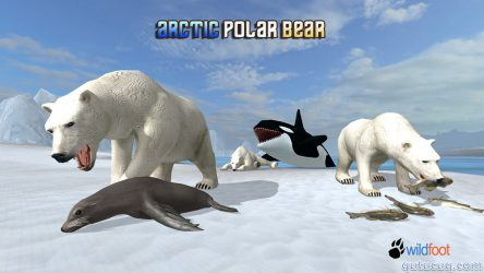 Arctic Polar Bear ekran görüntüsü