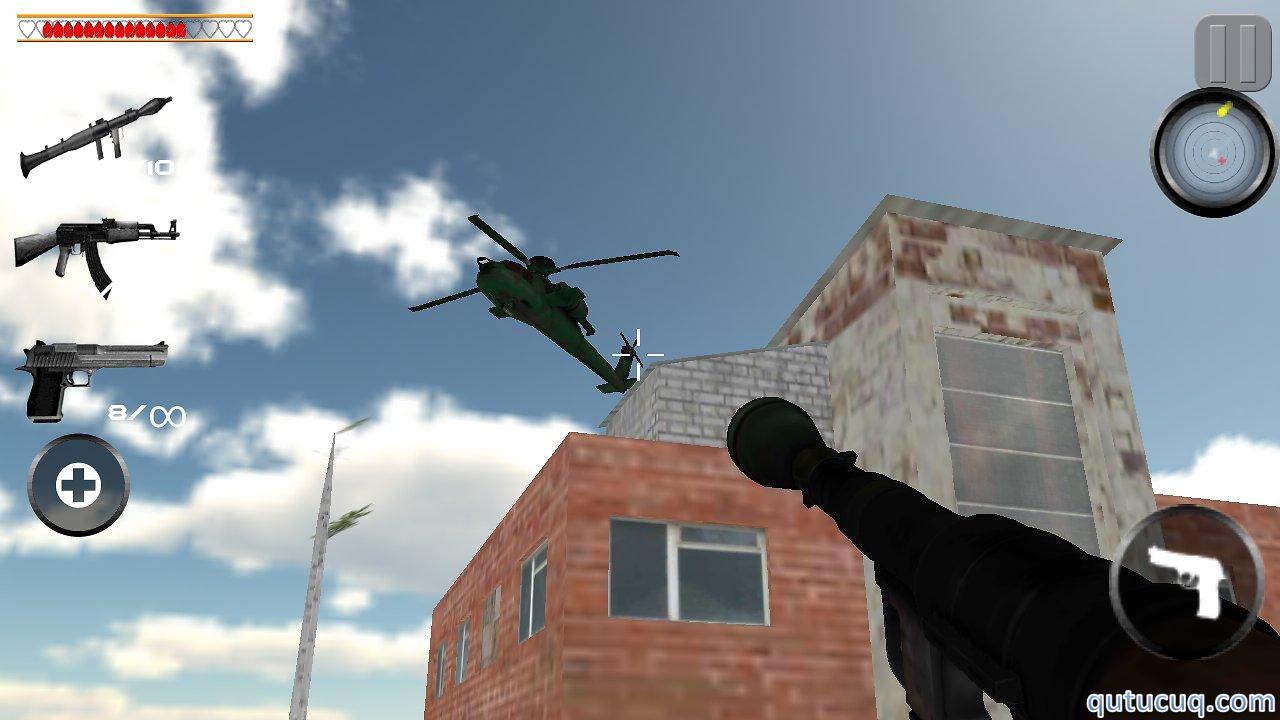 Azerbaijan Soldier 3D ekran görüntüsü