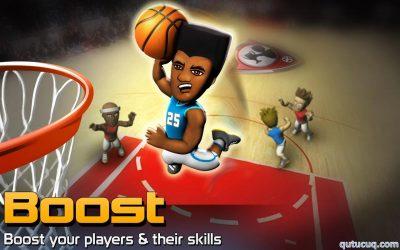 Big Win Basketball ekran görüntüsü
