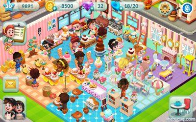 Bakery Story 2 ekran görüntüsü