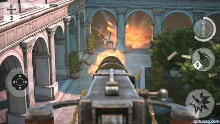 Brothers in Arms 3 ekran görüntüsü