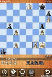 Chess ekran görüntüsü