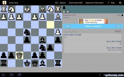 Chess Time ekran görüntüsü