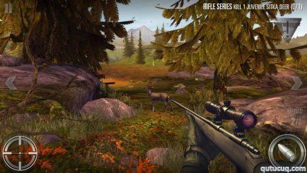 Deer Hunter 2018 ekran görüntüsü