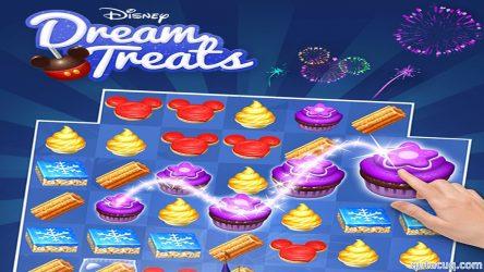 Disney Dream Treats ekran görüntüsü