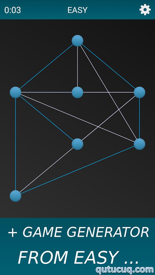 Entangled Game – Logic Puzzle ekran görüntüsü