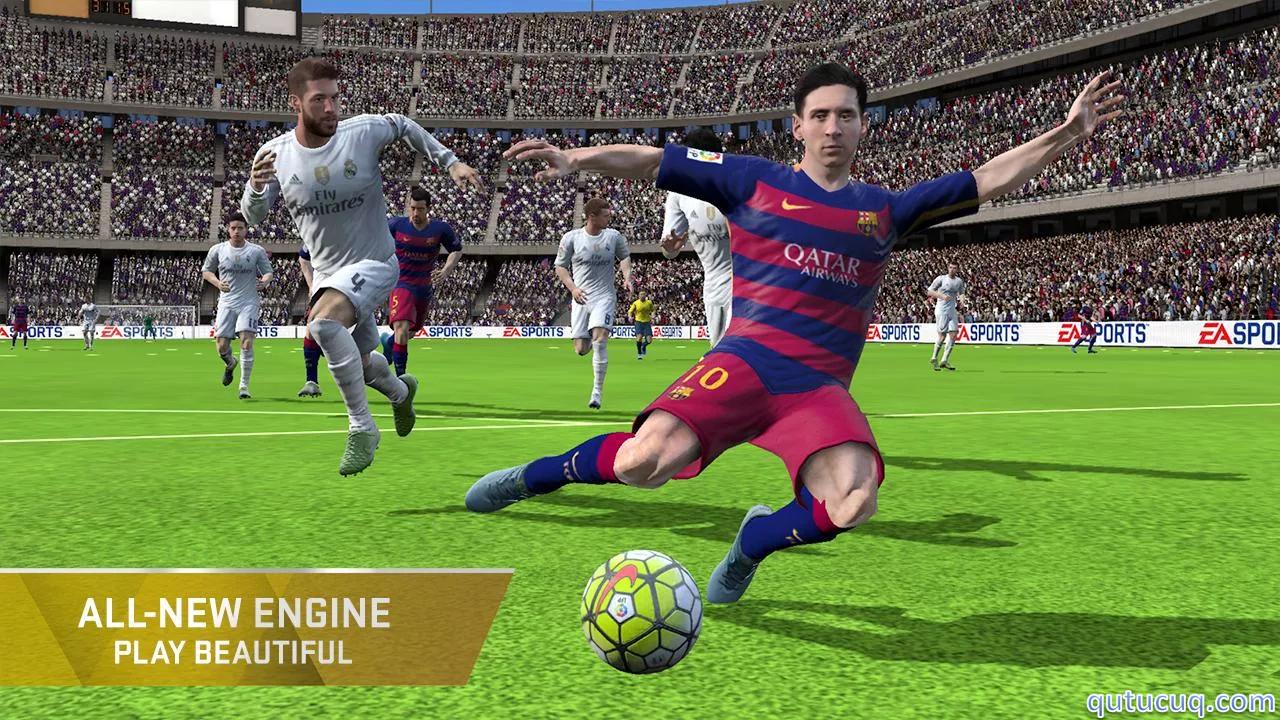 Скриншот в FIFA 16 Soccer