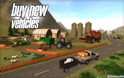 Farmer Sim 2015 ekran görüntüsü
