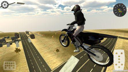 Fast Motorcycle Driver ekran görüntüsü