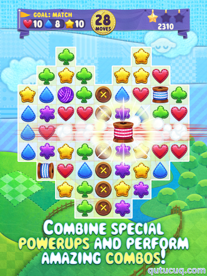 Fluffy Shuffle Yüklə ekran görüntüsü