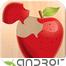 Food puzzle logo