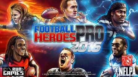 Football Heroes PRO 2016 ekran görüntüsü
