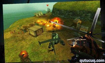 Helicopter War 2016 ekran görüntüsü