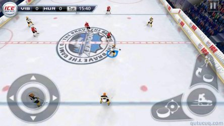 Ice Hockey 3D ekran görüntüsü