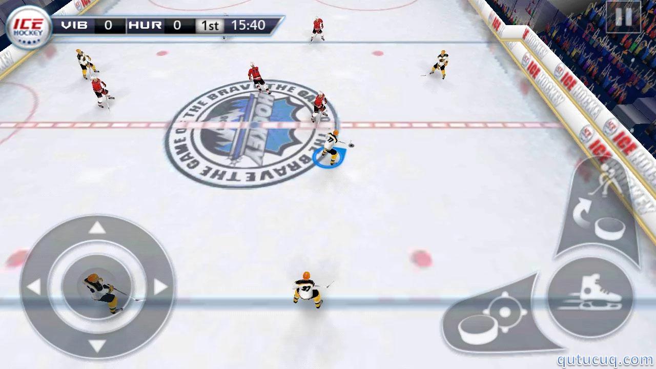 Ice Hockey 3D Yüklə ekran görüntüsü