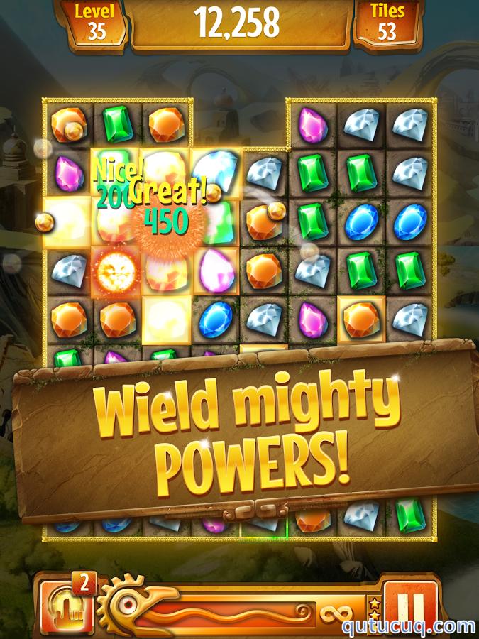 Jewel Quest ekran görüntüsü
