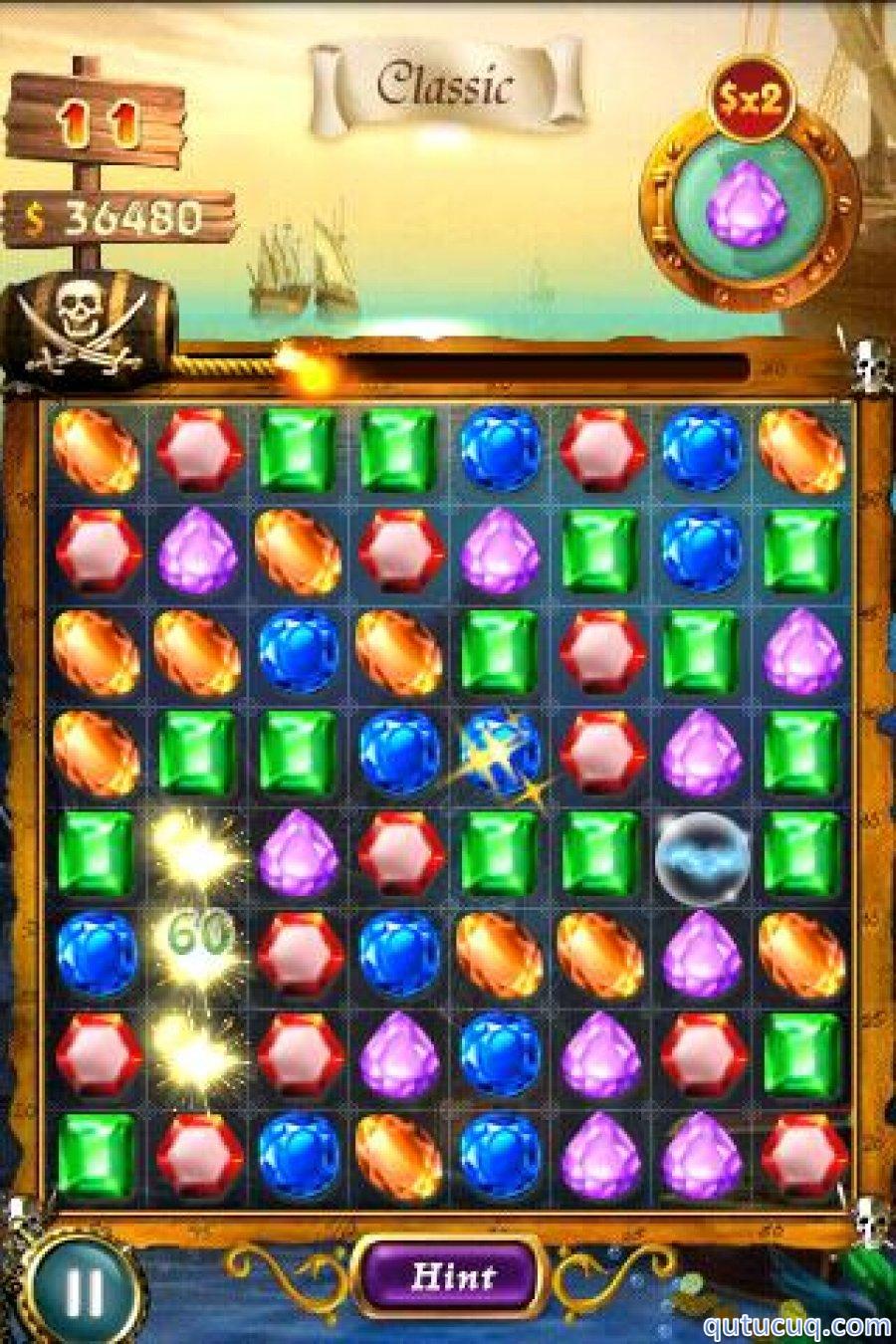 Jewels Deluxe ekran görüntüsü
