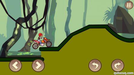Jungle Motorcycle Racing ekran görüntüsü