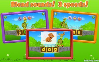 Learn to Read with Tommy Turtle ekran görüntüsü