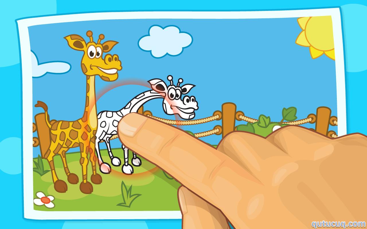 Kids Tap and Color ekran görüntüsü