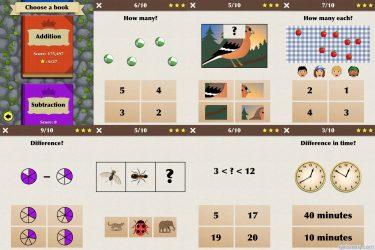 King of Math Junior ekran görüntüsü