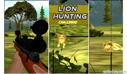 Lion Hunting Challenge ekran görüntüsü