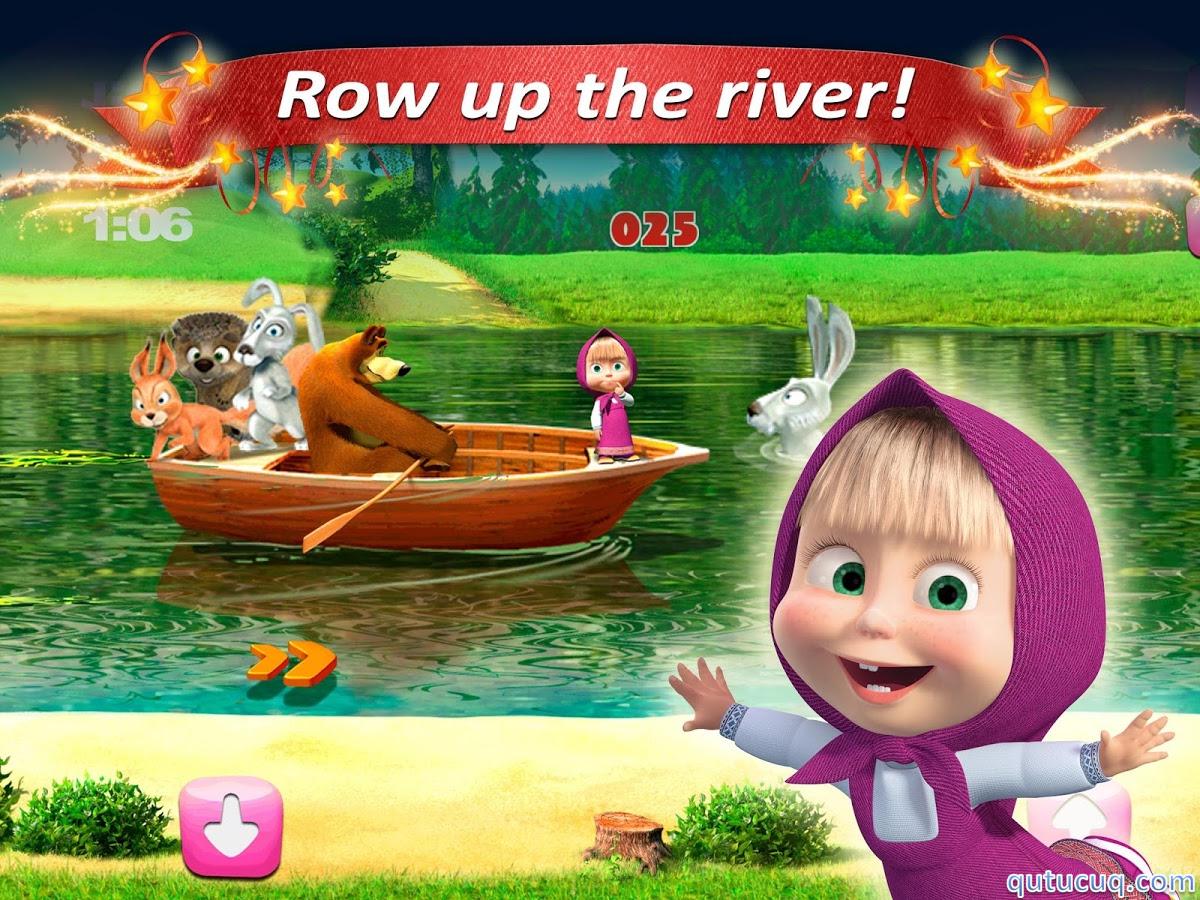 Masha and the Bear ekran görüntüsü
