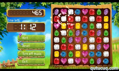 Match 3 Jewels ekran görüntüsü