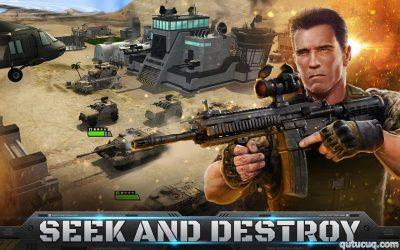 Mobile Strike ekran görüntüsü
