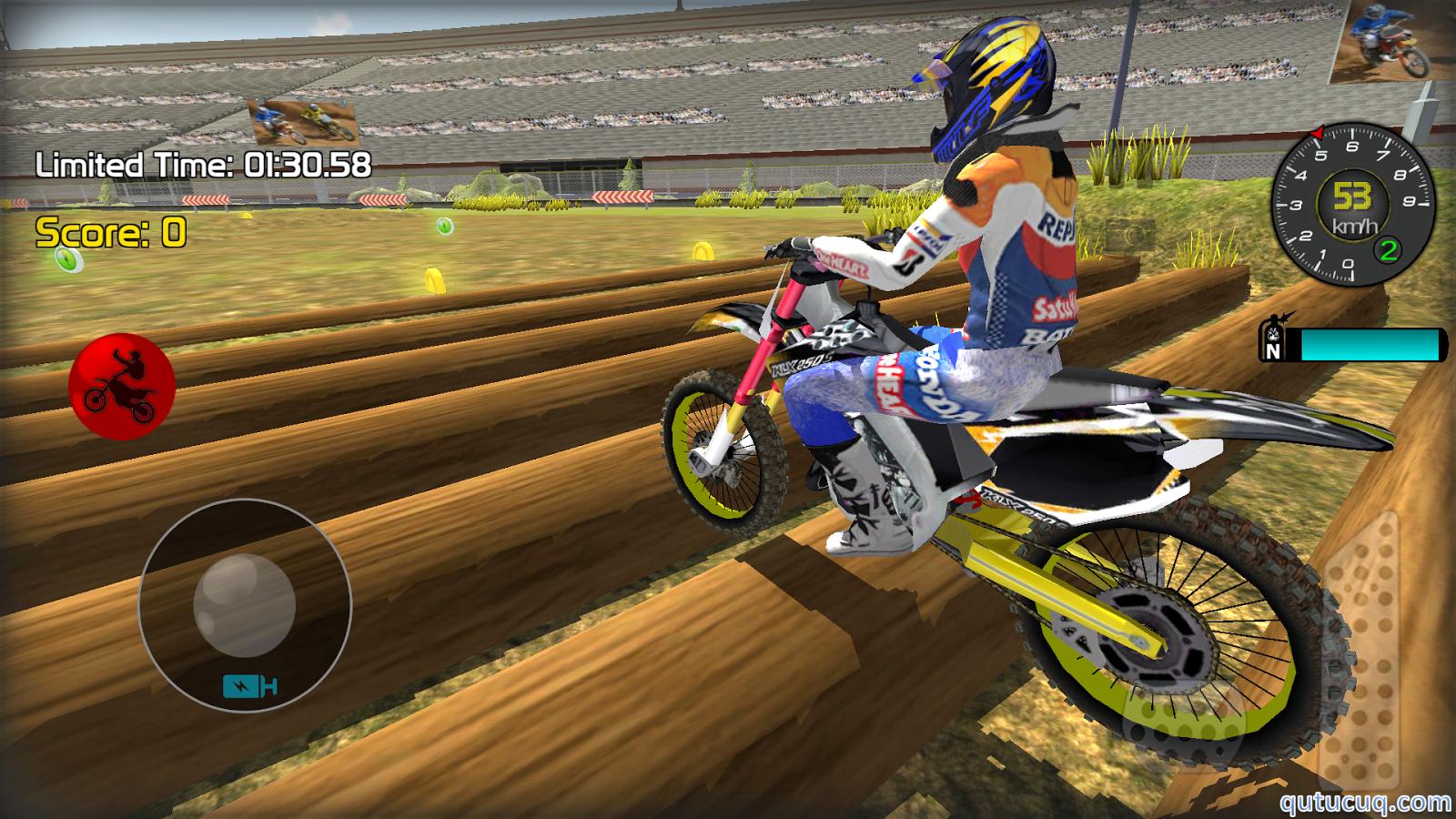 Motorbike Freestyle ekran görüntüsü