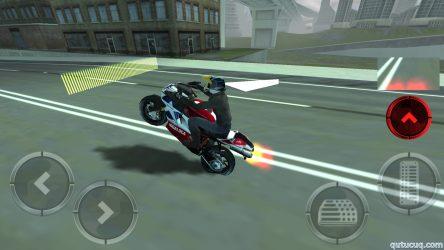 Motorbike vs Police ekran görüntüsü