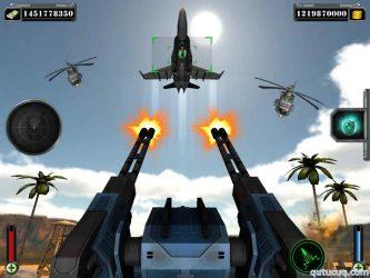 Plane Shooter 3D ekran görüntüsü