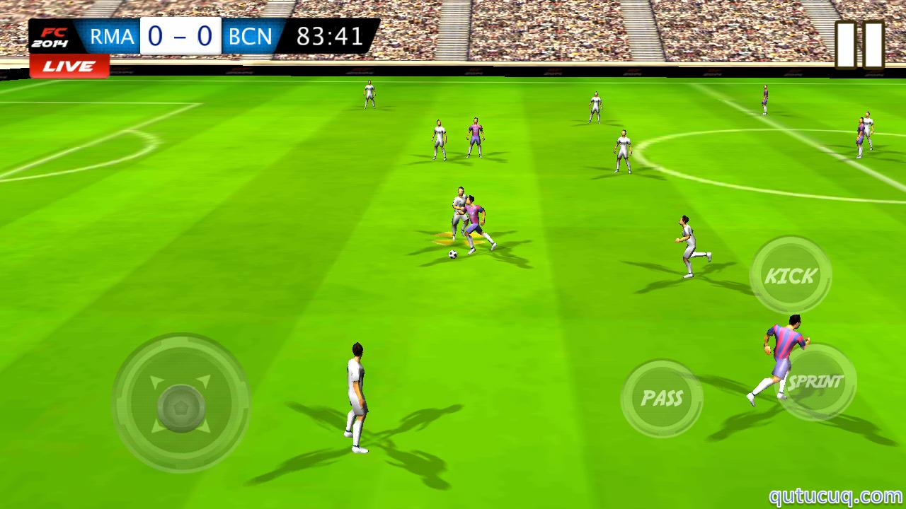 Play Football 2016 Yüklə ekran görüntüsü