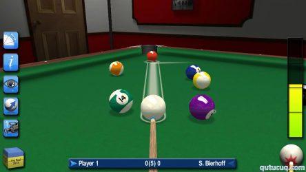Pro Pool 2015 ekran görüntüsü