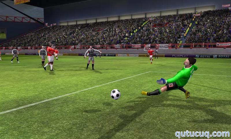 Скриншот в Real New FootBall Game 2017