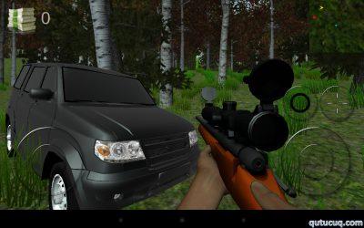 Russian Hunting 4×4 ekran görüntüsü
