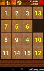 Slide Puzzle ekran görüntüsü