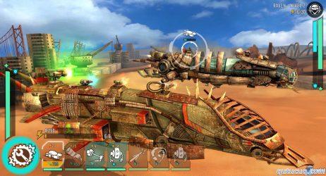 Sandstorm: Pirate Wars ekran görüntüsü