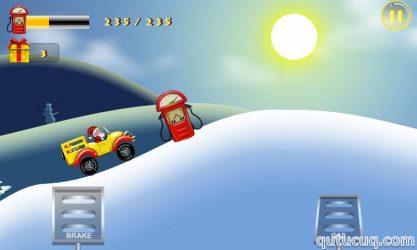 Santa Hill Climb ekran görüntüsü